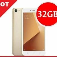Xiomi Note 5A Prime (Hp Xiaomi Mi 5 A) Ram 3/32 GB Snapdragon - GOLD