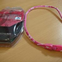 kalung phiten pink