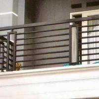 balkon teras minimalis