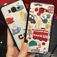 3D RELIEF SOFT CASE CASING Hp Samsung J2 Prime J3