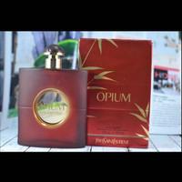 ysl opium red
