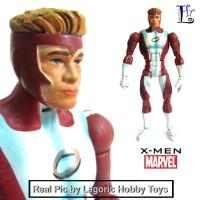 Marvel Legends 6inch Archangel (X-Men) Loose UnBox
