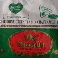 Jual TEH HIJAU THAILAND / THAI GREEN TEA MERK NUMBER ONE 200 GR ORIGINAL Murah