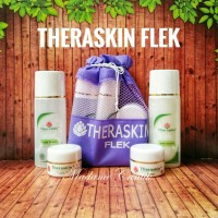 [PAKET FLEK] CREAM THERASKIN ORIGINAL BPOM