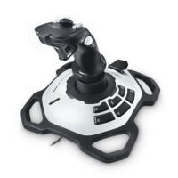Jual Logitech Extreme 3D Pro Joystick Flight Simulator For Pc -