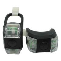 Lampu LED Sepeda Silikon 2 PCS - HL-009