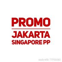 Tiket Pesawat Promo Jakarta Singapore 2PAX PP