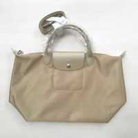 Tas wanita Hand Bag Long Champ Longchamp Neo Gold Dore
