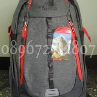 Tas Ransel Backpack The North Face Surge II Transit abu muda
