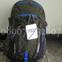 Tas Ransel Backpack Patagonia Chacabuco 32L hijau tua