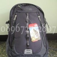 Tas Ransel Backpack The North Face Surge II Transit abu tua
