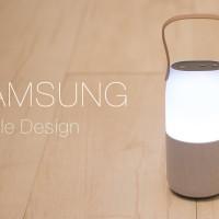SAMSUNG EO-SG710 BLUETOOTH SPEAKER BOTTLE DESIGN