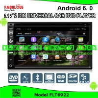 Head Unit / Doubledin Android 5.1.1 Mobil / Double Din Universal