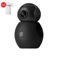 BRICA B-PRO Insta360 / Insta 360 Air Camera Only White T-shirt Limited