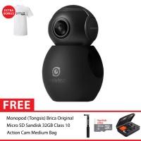 BRICA B-PRO Insta360 / Insta 360 Air Camera Deluxe 32GB White T-shirt