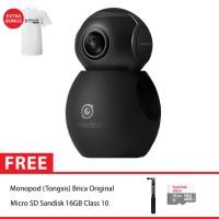 BRICA B-PRO Insta360 / Insta 360 Air Camera Supreme 16GB White T-shirt