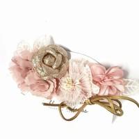 Peach Rose Gold Tinkerbell