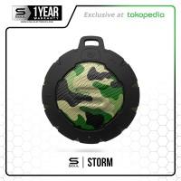STORM Bluetooth Speaker Wireless Portable Waterproof SOUL CAMO GREEN