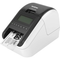 Brother QL-820NWB Label Printer Network Wireless Pembuat Label QL820