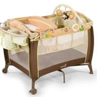 Summer Infant Grow With Me Playard And Changer Swing Safari