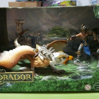 Promo SCHLEICH WARRIOR WITH GRIFFIN ELDRADOR