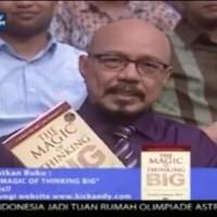 Buku The Magic of Thinking Big. David J. Schwartz, PH.D Berkualitas