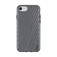 TUMI iPhone 7 Degree Case - Mettalic Gunmetal