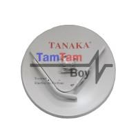 Tanaka Parabola Offset 1 Set Dish 60cm, LNB Ku Band, Kabel 15m