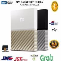 WD My Passport Ultra 1TB HD HDD Hardisk Eksternal External 2 5 USB 3