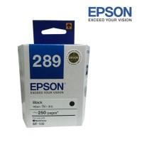 Tinta Epson T289 Black - For WF 100