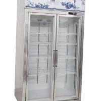 Freezer Bisnis Showcase Pendingin Mewah LC-1200AF