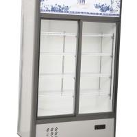 Freezer Showcase Multi Pintu (Model Pindahan Pintu di atas) LC-1000YS
