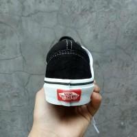TERBARU Sepatu Vans Old Skool Classic Black White DT BNIB Original