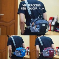 PAKET MURAH TAS SELEMPANG ORIGINAL / WAISTBAG TRACKING Limited
