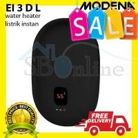 Water heater listrik instan Modena VELOCE - EI 3D L Diskon