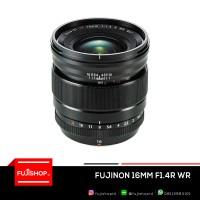 Fujifilm Fujinon Lensa XF16mm f/1.4 R WR - Hitam