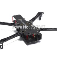TBS Discovery Clone perbandingan 1:1 - With PCB | Quadcopter Frame