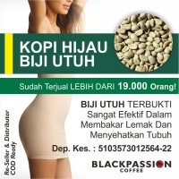 GREEN BEAN COFFEE - JAVA ROBUSTA