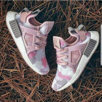 c670d8b450 Adidas Nmd Xr1 Duck Camo Pink Premium Original / sepatu adidas