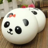 Squishy Jumbo Panda Bun 10 cm