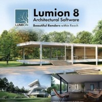 Lumion 8 Pro 2018 EDITING RENDER 3D SKETCHUP 100% WORK!