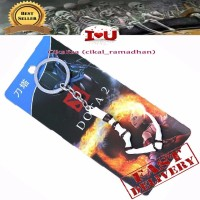 CS Keychains Dota 2 Pudge Inscribed Dragonclaw Hook