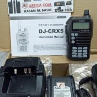 HT ALINCO DJ CRX 5 DUAL BAND