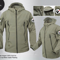 JAKET BRAVO IWAN FALS OI | WATERPROOF ANTI AIR