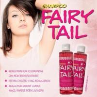SHAMPO FAIRY TAIL BPOM shampoo pelurus penumbuh nutrisi rambut rusak