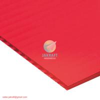 REX - Papan Infraboard Infra Board Impraboard (Merah) 75 x 53 cm
