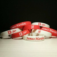 a65d06ca3b5f Deuce Brand Silicone Wristband NBA Kyrie Irving. Rp 50.000. (0). James  Harden Basketball Silicone Bracelets