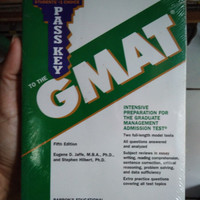 Pass Key GMAT - Barrons