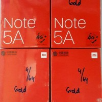 Hp Xiaomi Redmi Note 5A PRO (Xiomi Mi 5 A)-Ram 4/GB - GOLD / EMAS
