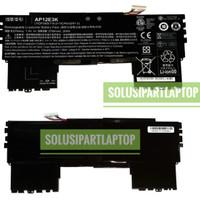 """ORIGINAL BATERAI ACER S7 S7-191 AP12E3K 14"""" BLACK"""